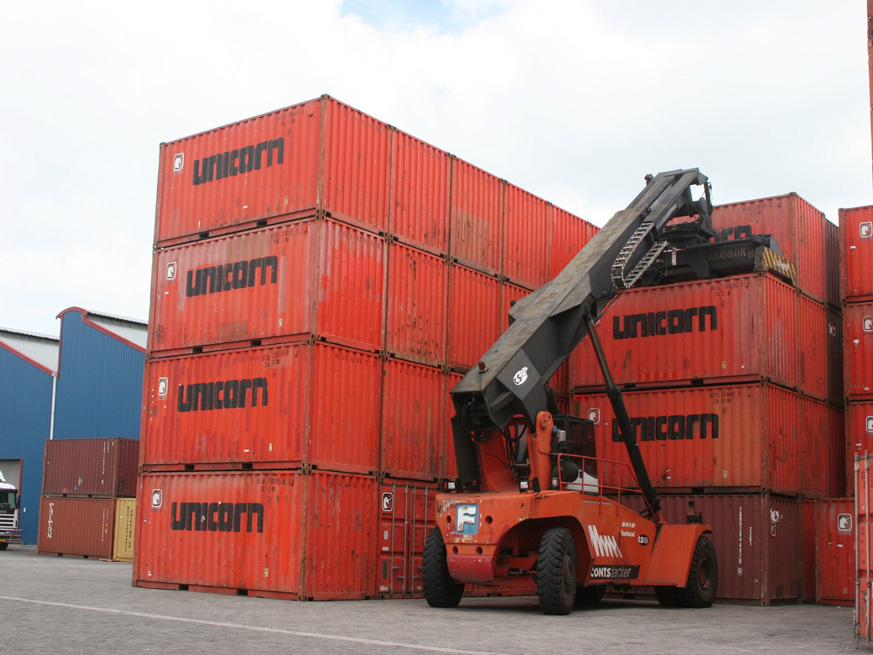 Container shipments: Slide 7 of 17