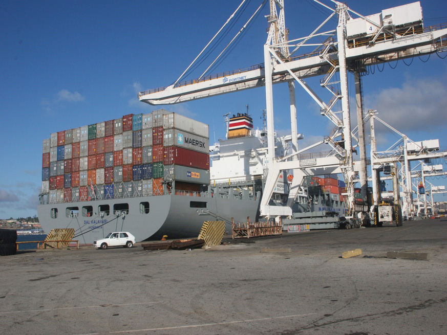 Container shipments: Slide 9 of 17
