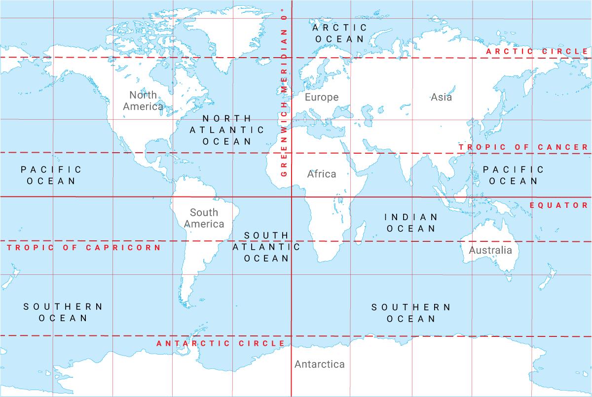 Workbooks longitude and latitude worksheets 6th grade : California map latitude longitude